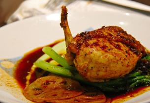 Šťavnatá kuřecí směs se zeleninou